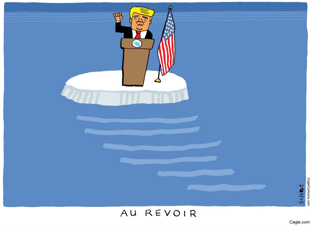 trump paris agreement cagle